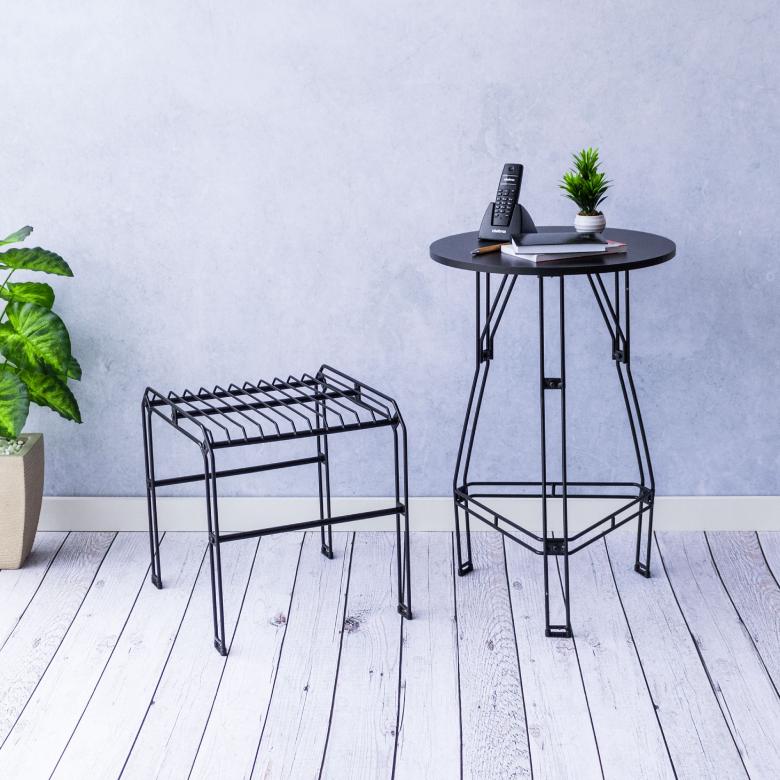 cadeiras decorativas aramadas