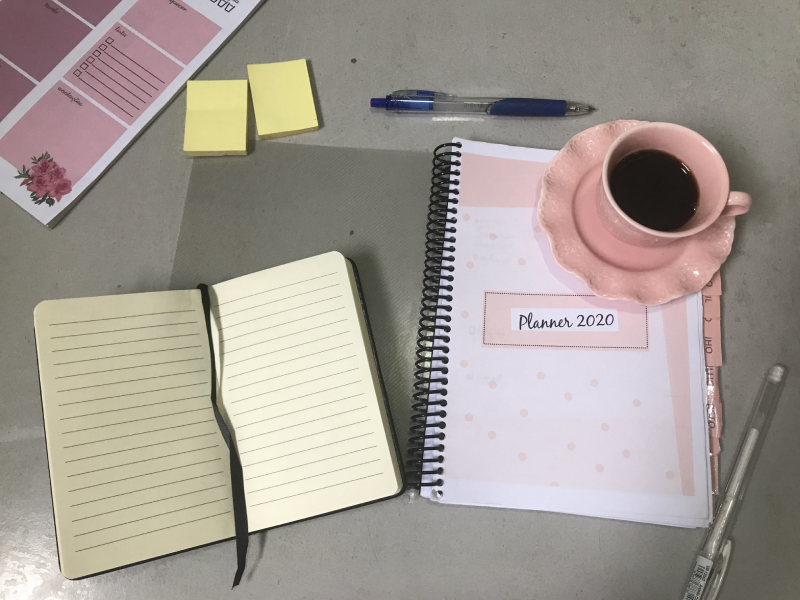 planner 2020 para download